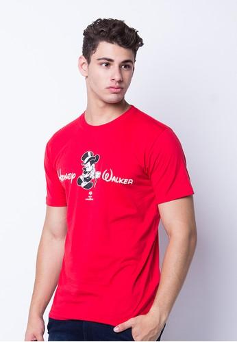 Bloop Tshirt Wl Honey Walker Red BLP-PE049