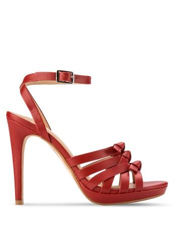 Knot Heelded Sandals