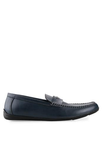 Watchout! Shoes navy Moccasins Shoes WA021SH81DKGID_1