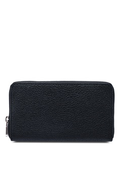 27% OFF Calvin Klein Long Zip Around Wallet - Calvin Klein Accessories RM  699.00 NOW RM 506.90 Sizes One Size 9b1dd9fbb
