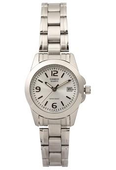 Metal Fashion Watch LTP-1215A-7ADF