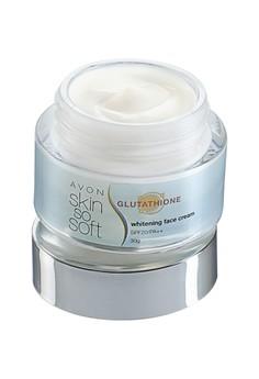 Avon Skin So Soft Whitening Face Cream SPF 20/PA+++