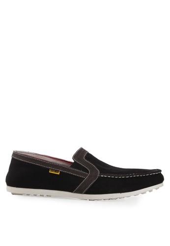 CATCHEER black and grey Megan Casual Shoes CA976SH38WVTID_1