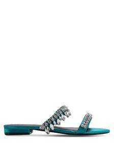 7d1cb73895348 Embellished Slip-In Sandals 60439SH919B5B9GS 1
