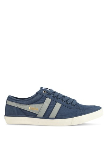 Gola grey and navy Comet Sneakers 94D39SHE967644GS_1