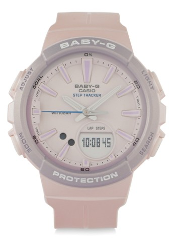 Baby-G pink Women Analog Watches Bgs-100Sc-4Adr 6624BAC707475FGS_1
