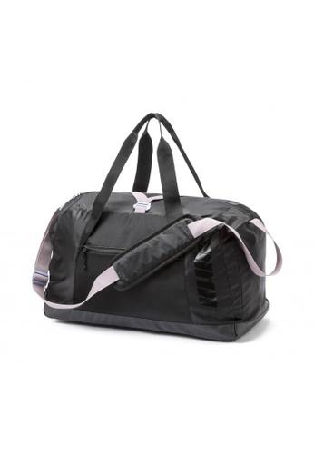 puma black Active Women's Training Duffle Bag AA977ACC679FCAGS_1
