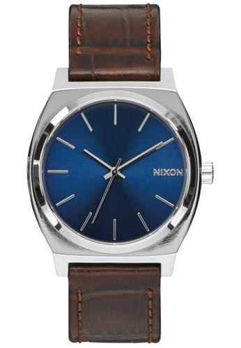 Nixon brown Nixon - Time Teller - Brown Gator NI855AC28KHBSG_1