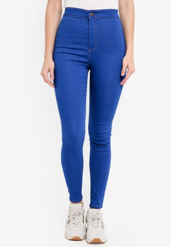 Supre blue The Sky High Jeans 62396AAF90ABBDGS_1