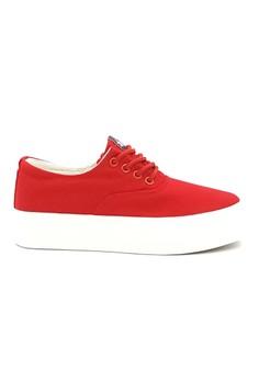 Mid Heel Sneaker