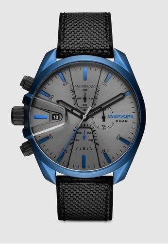 Diesel black MS9 Chrono Chronograph Watch DZ4506 106CFACB33977AGS_1