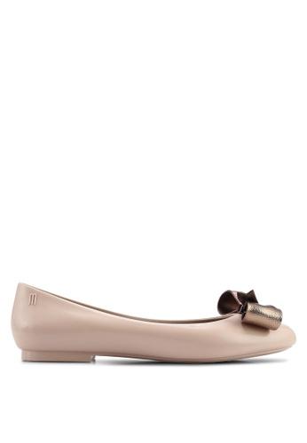 Melissa 多色 Melissa Doll III Ad 平底鞋 80E00SH1822B3CGS_1
