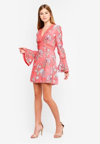 ba841e437ae Rotation Long Sleeve Dress
