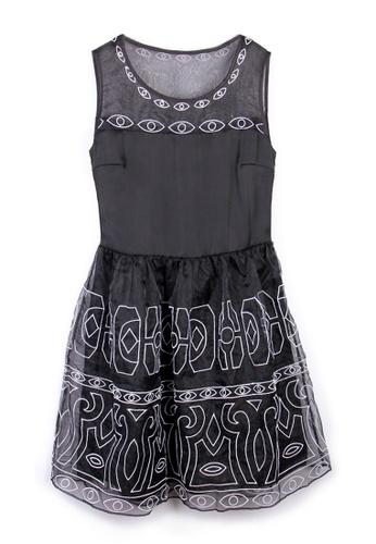 Sunnydaysweety black S/S Silk Sleeveless Dresses C021721110 34C57AAAF3F800GS_1