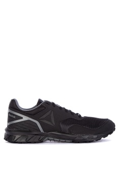 quality design f3b33 b3a8b Reebok black Ridgerider Trail 4.0 Sneakers 454E5SHAFB9EF3GS 1