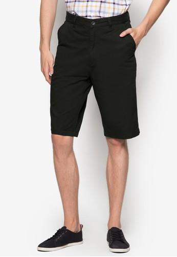 多口袋百慕達休閒短褲, 服飾, 直筒esprit門市褲