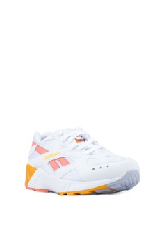 f17f377b9d1 Reebok Classic Aztrek Mid Bright Pop Shoes RM 329.00. Available in several  sizes