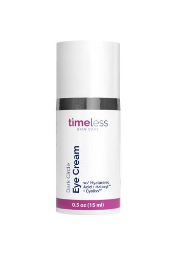 Timeless Skin Care Timeless Skin Care Dark Circle Eye Cream 15ml 020B2BE79403CAGS_1