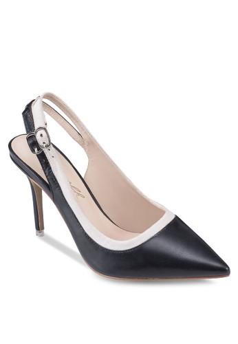 雙繞踝帶尖頭高跟鞋esprit 價位, 女鞋, 鞋