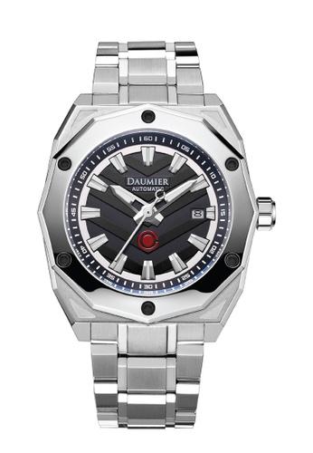 Daumier multi and silver DAUMIER X Cyborg Watch 592B0AC354927BGS_1