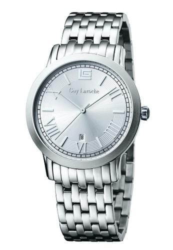 Guy Laroche silver Guy Laroche Timepiece GU144AC38IERSG_1