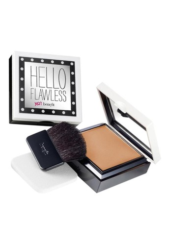 Benefit beige Benefit Hello Flawless! Powder Foundation - Honey, I'm As Cute As A Bunny! BE88ABE3F29C5EGS_1