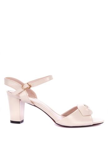 d2c4fe139ba Shop Gibi Ankle Strap Heels Online on ZALORA Philippines