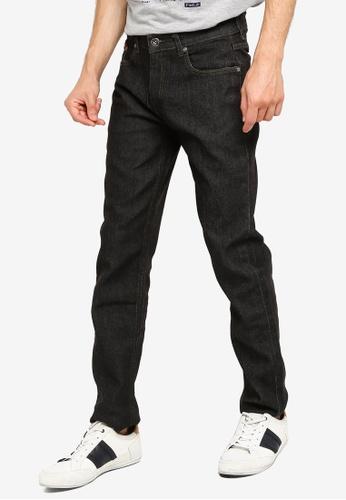 Fidelio black 430 Slim Fit Denim Jeans 58C90AA45B481DGS_1