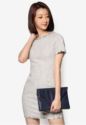 短袖esprit旗艦店連身裙, 服飾, 洋裝