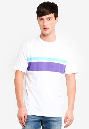 Factorie 多色 Short Sleeve Graphic T Shirt 92DC4AA077DECCGS_1