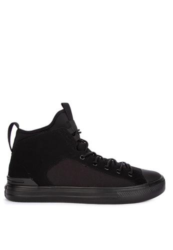 78384bf2a2be Converse black Chuck Taylor All Stars Ultra Sleeping Bag Sneakers  154DASHD9BF74CGS 1