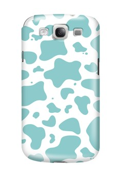 Paint Spill Glossy Hard Case for Samsung Galaxy Note 2