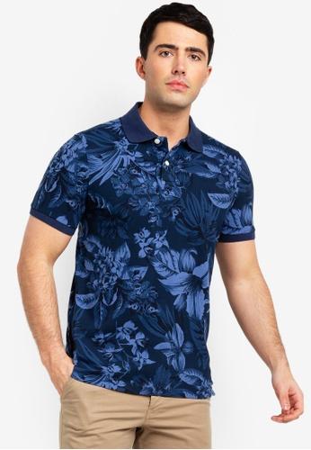 3c5c2419 Buy Abercrombie & Fitch Stretch Polo Shirt Online | ZALORA Malaysia