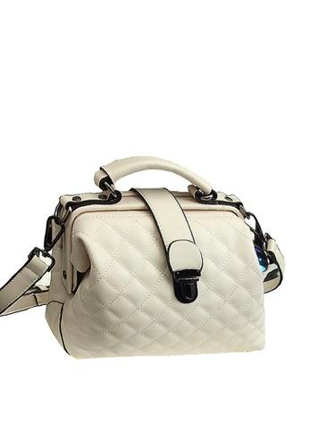Twenty Eight Shoes white VANSA Crossbody Bag VBW-Cb01 D2189ACDAC922EGS_1