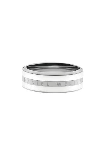 Daniel Wellington gold Classic Ring Satin White Silver 56 F1D2FACE9B2C71GS_1