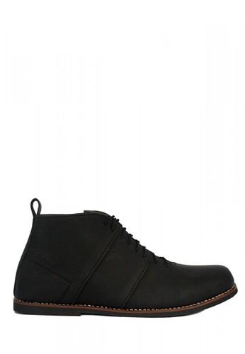 D-Island black D-Island Shoes Zipper Signoor Comfort Leather Black F2D5ASHEC81B1BGS_1