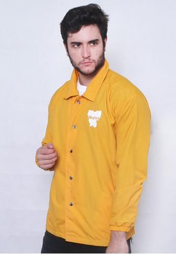 Heyho yellow YELLOW COACH JACKET 9F88FAAA92EC1FGS_1