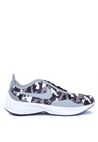 Nike grey Nike Fast Exp-Z07 Se Shoes 0C533SH40A6888GS_1