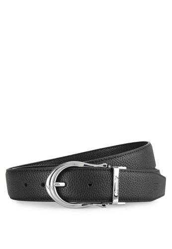 Grandir black Grandir Avellino Col. 01 Belt 3.5 J - Silver Black 587AAACC274F1AGS_1