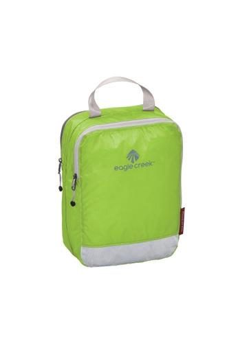 Eagle Creek green Eagle Creek Pack-It Specter-Clean Dirty Half Cube (Strobe Green) 62940ACEEC58FAGS_1