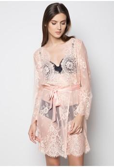 Kylie Lace Kimono