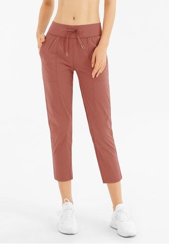 HAPPY FRIDAYS Drawstring Cropped Sweatpants DK-YDK11 B62AAAA213EA00GS_1