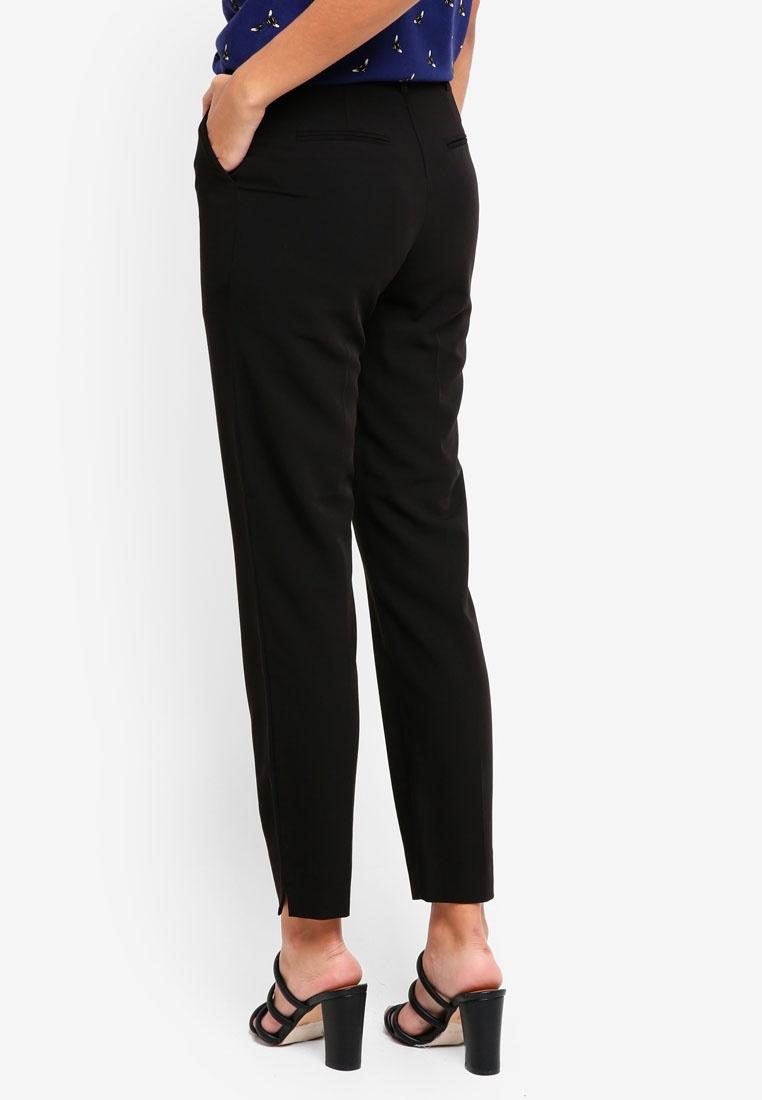 Trousers WAREHOUSE Black Slim Leg Classic wqptrqH