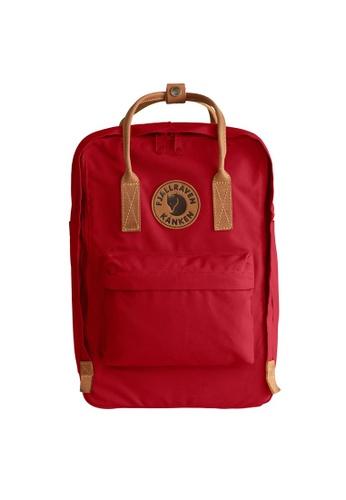 """Fjallraven red Fjällräven Kanken No. 2 Laptop 15"""" Deep Red 7F83AACE2E2D51GS_1"""