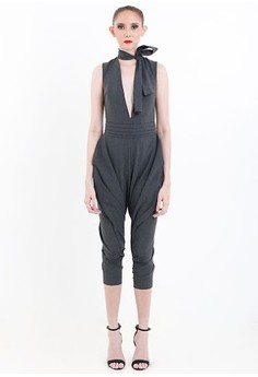 [PRE-ORDER] Jumpsuit with Bow
