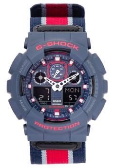 G-SHOCK_GA-100MC-2A Watch