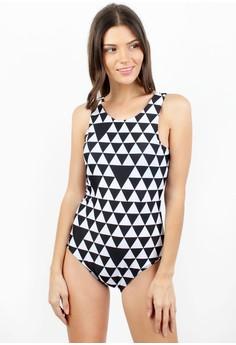 Aztec One Piece Swimwear
