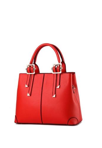 TCWK red Ladies Handbag TC258AC50BONMY_1