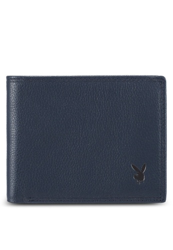 PLAYBOY HIGH QUALITY MENS WALLET BLUE ✓. Home; Playboy High Quality Mens Wallet Blue