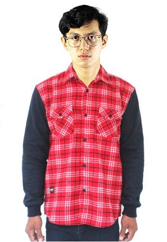 Eight Wardrobe red Sweater Shirt Red FCM085 371B7AA776C69FGS_1